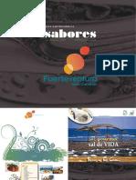 Guia Gastronomica Sabores Fuerteventura