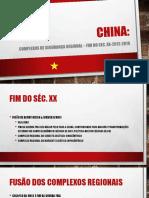 Complexo de Segurança Regional Asiático/China