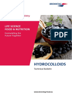 Technical Bulletin Hydrocolloids