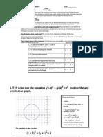 10th Grade Geo Diagnostic Answer Key