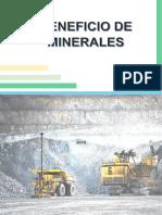 Manual de Beneficio de Minerales
