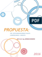 Propuesta Proyecto Decomissioning Cq