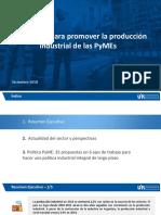 PPT Propuestas PyMI Diciembre 2018 (Version Final)