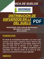 08 Distribucion de Esfuerzos en La Masa Del Suelo