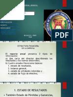 Diapositiva de Finanza