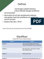 P1 BPH