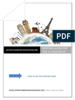 c1 Guide to Writing