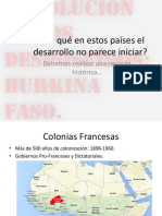 Revolución de Los Desposeídos-Burkina Faso