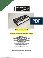 Midistart Music 25