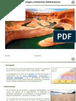 Clase 1 Sedimentologia y Ambientes Sedimentarios