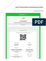 Gmail - Tokopedia - Transaksi Pemesanan Tiket Kereta Berhasil