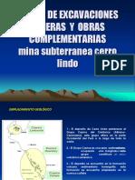 Diseño de Excavaciones Subterraneas