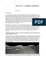 Building a Moon Base(NASA 2)