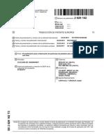 Patente - Pet