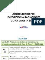 5.1.6 Capacitación Autocuidado UV