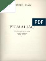 Bernard Shaw - Pigmalião