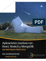 Programación Reactiva Con React NodeJS MongoDB Demo