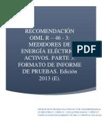 Recomendacion OIML R46!3!2013