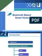 Bluetooth Based Smart Home