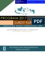 Program Utama Subdit Kurikulum   2017-Rakor Provinsi.pptx