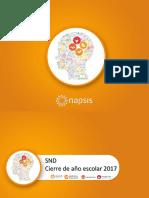 PPT Cierre de Año Napsis_2017