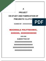 Study Fabn of Clutch Final Ready