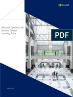 Dynamics 365 Business Central Licensing Guide_July2018