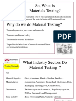 Material Science an Introduction