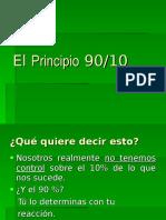 El Principio 90[1]