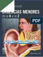 Buttaravoli - Urgencias Menores de La a a La Z - 2a Ed-librosmedicina.org