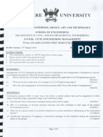 CIV 4-1 Past Papers, MAK