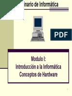 Modulo I - Hardware
