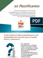 Aditivos Plastificantes Uplaa Ttt
