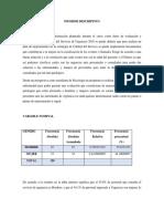 Informe Descriptivo y Análisis Estadístico