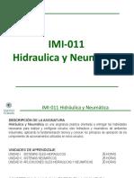 IMI-011 Hidráulica y Neumática