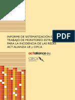 Informe Monitoreo SP