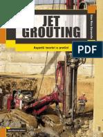 Jet Grouting Per Consolidamento Terreni