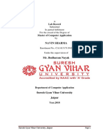 Navin Sharma Lab Record Android