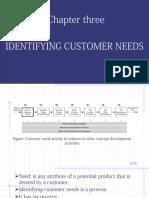 chapter three (Identifying cusomer needs).pdf