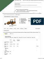 Tele Handler 01- Dinas Kebersihan Dan Pertamanan Kota Medan - Machine Overview 1 April Sd 30 Juni
