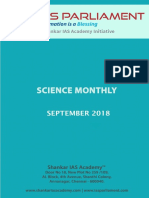 Science Monthly September 2018