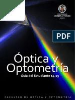 Guía de Estudio Óptica 2014 Reducida