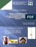 Práctica 0 Química General Laboratorio