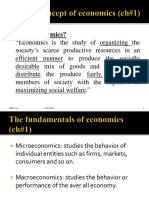 Economic Problems and Economic Systems