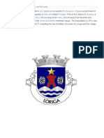 Loriga - En-Wikipedia by the historian António Conde