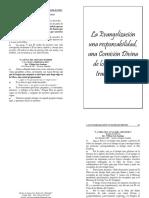 Extractos La Evangelizacion