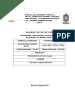 Informe Final Vinicio Andrade