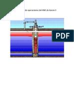 Manual de Operaciones Del HMI de Axiom II