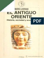 Liverani - El Antiguo Oriente. Historia, Sociedad y Economía.pdf