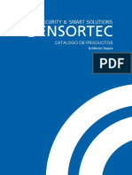 Catalogo Sensortec